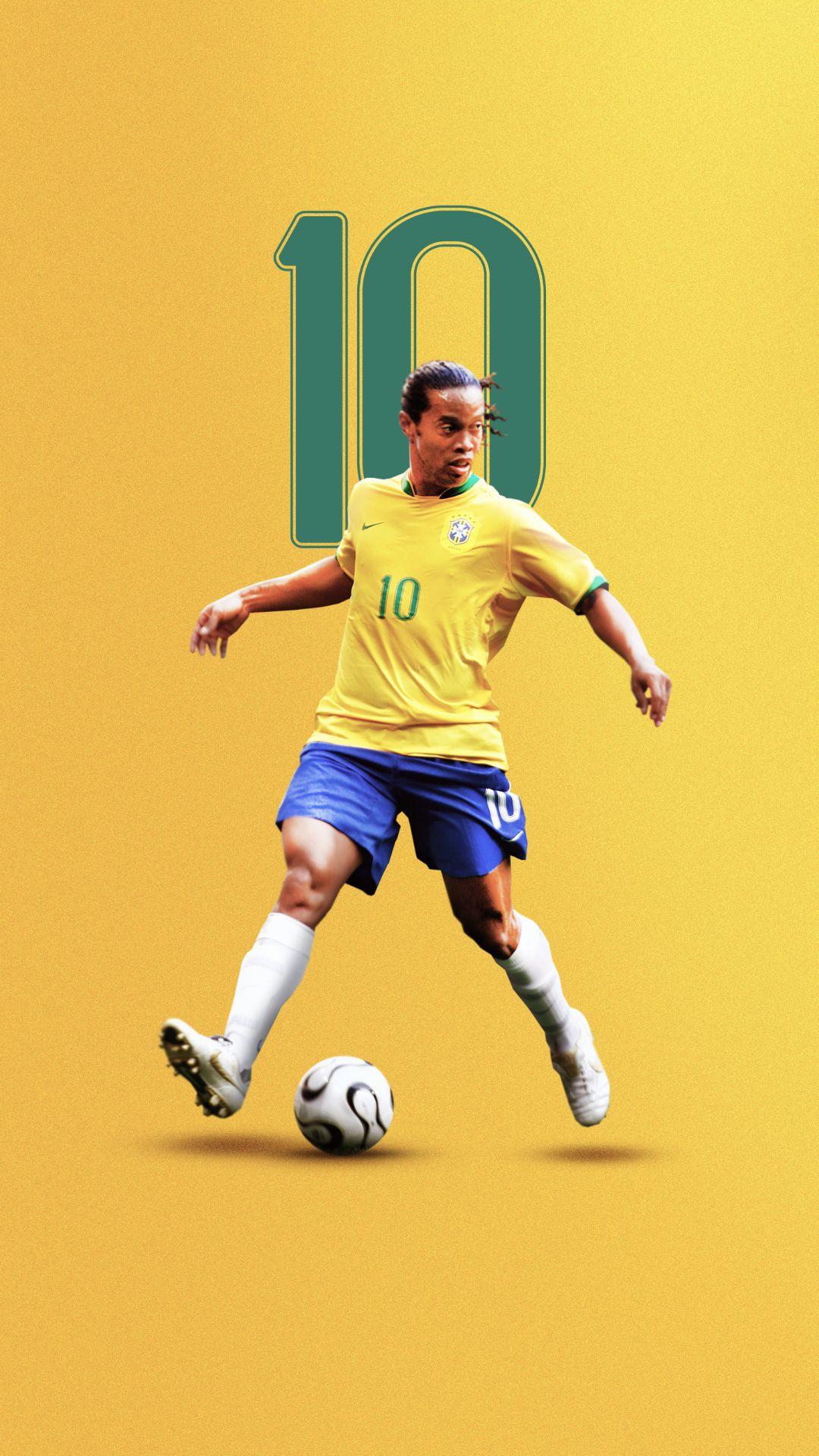 BRAZIL-10-RONALDINHO