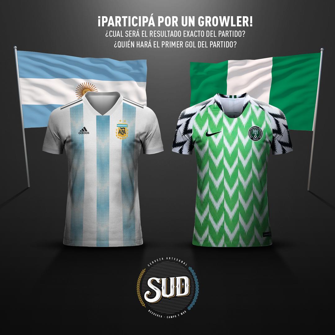 WC-ARGENTINA-NIGERIA